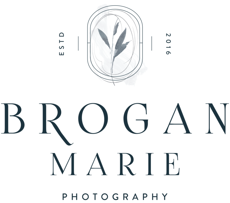 Brogan Marie Photography - Custom Brand and Showit Web Design Website by With Grace and Gold - 9