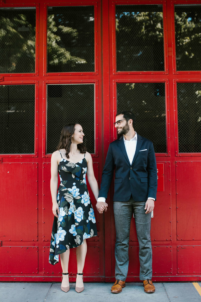 Lauren+Andrew_Pioneer_Square_Sculpture_Park_Engagement_by_Adina_Preston_Weddings49