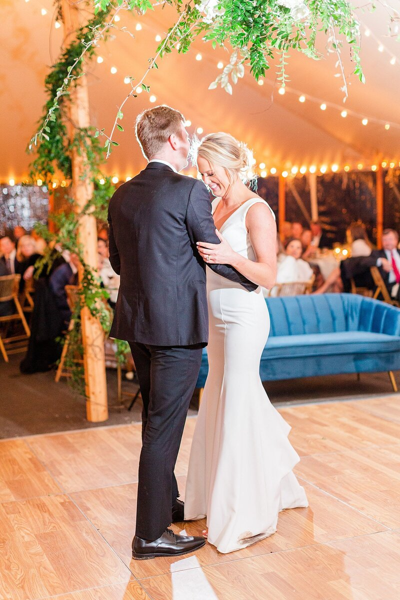 first dance by Knoxville Wedding Photographer, Amanda May Photos
