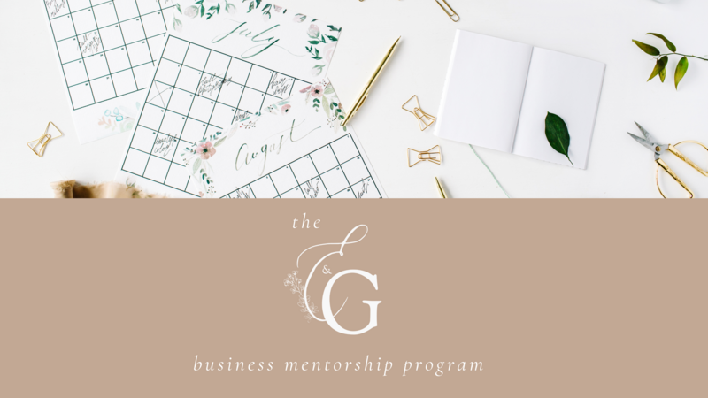 business mentorship program