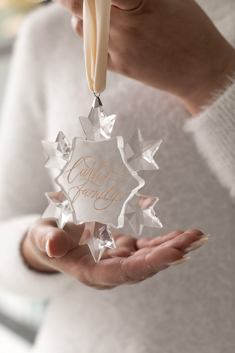 Snowflake-christmas-decoration-personalised