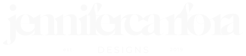 Jennifer Carfora Designs Logos-19