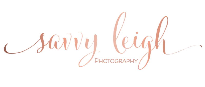 Savvy Leigh Photography Utah Wedding Photographer Logo