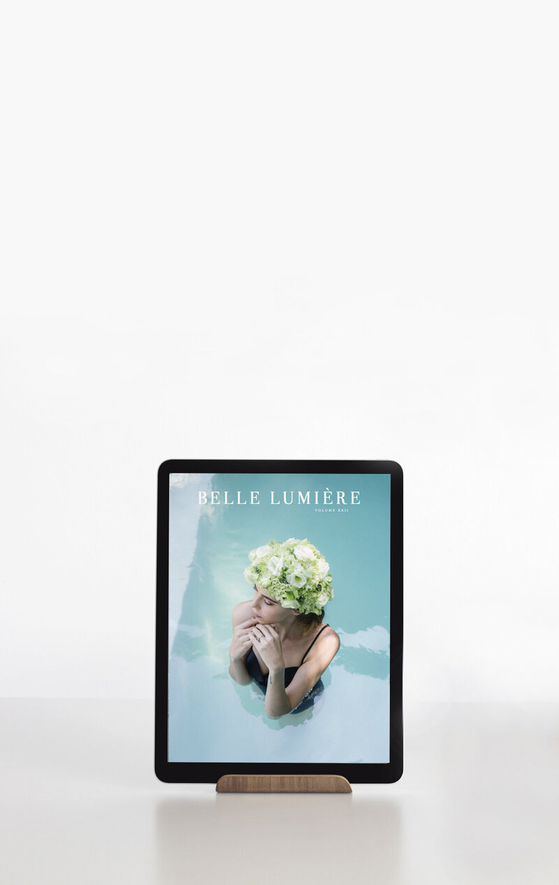 Belle Lumiere Magazine Volume XXII