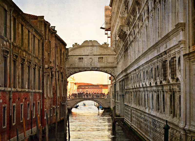 Bridge of Sighs - Ponte dei Sospiri