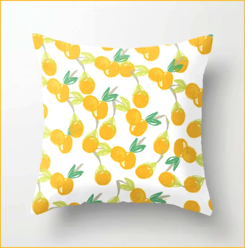Rhonna Designs Spring Pillow Society6