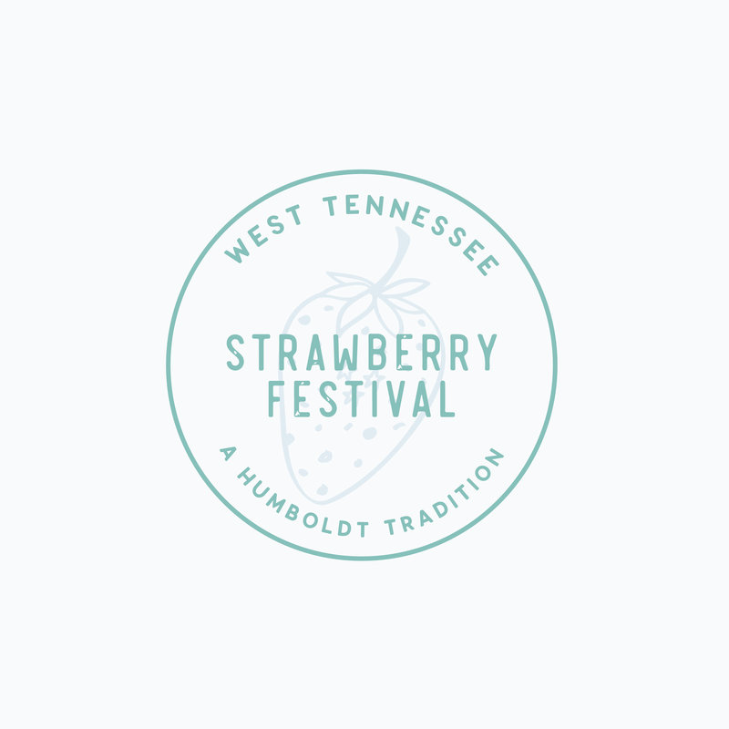 Logo 6 - Strawberry Festival - Color - 2