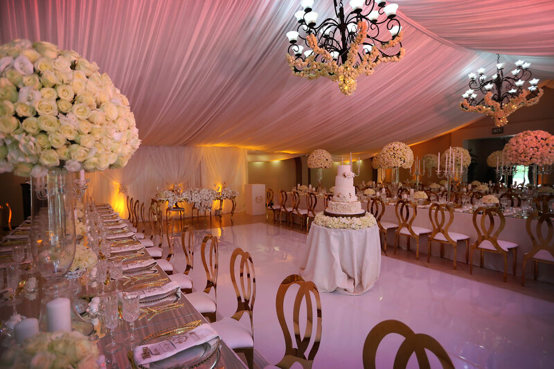 Wedding Planner Elegant wedding celebration