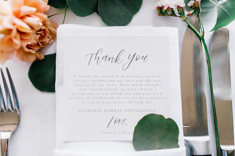 pirouettepaper.com | Wedding Stationery, Signage and Invitations | Pirouette Paper Company | Menus + Programs 11