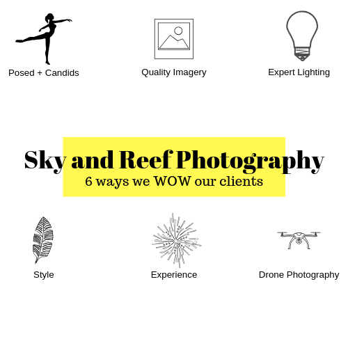 Sky and Reef Photography