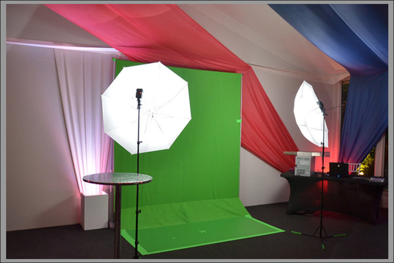 greenscreen photography for events