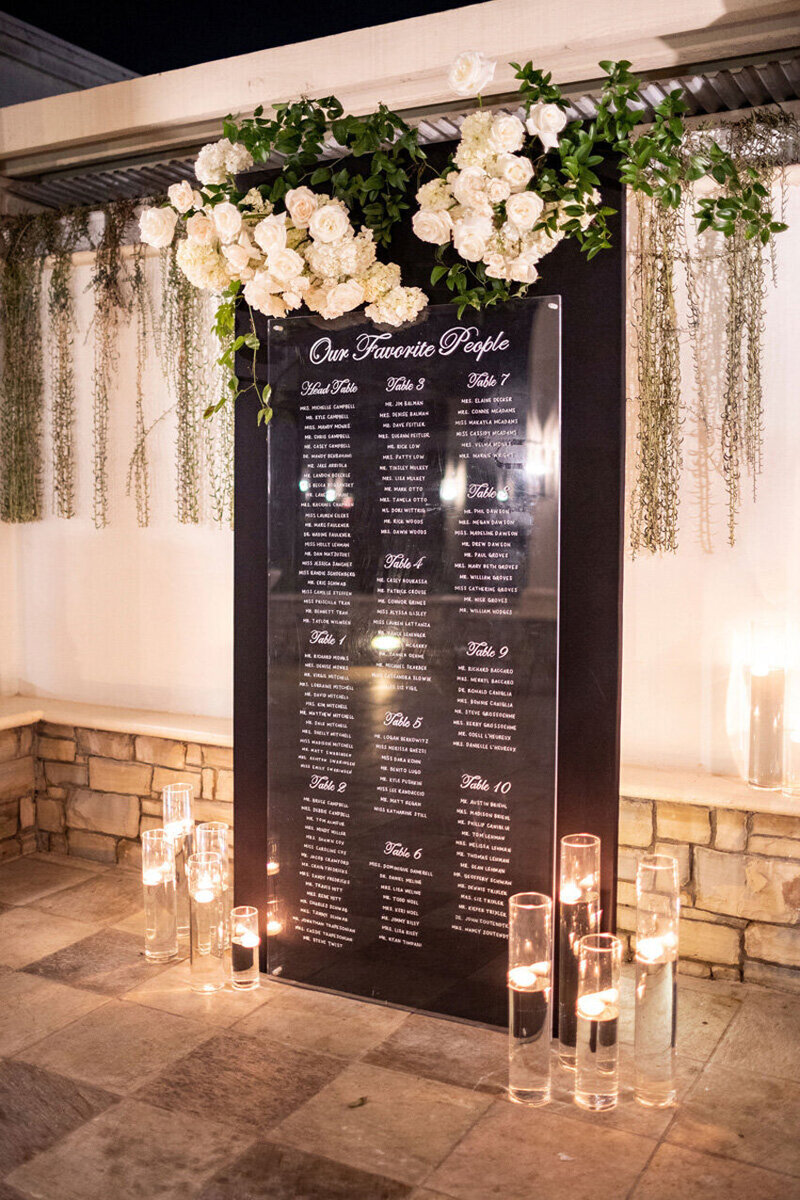 pirouettepaper.com | Wedding Stationery, Signage and Invitations | Pirouette Paper Company | Seating Charts 80
