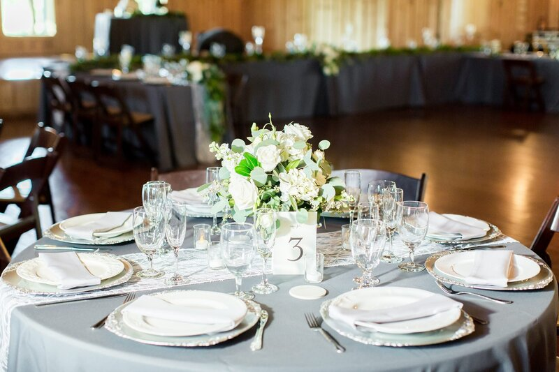 white-flower-centerpieces-vintage-kasey-lynn-photography