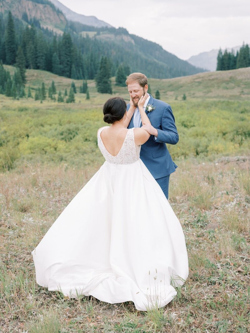 Joyful and Playful Wedding in Crested Butte_0006