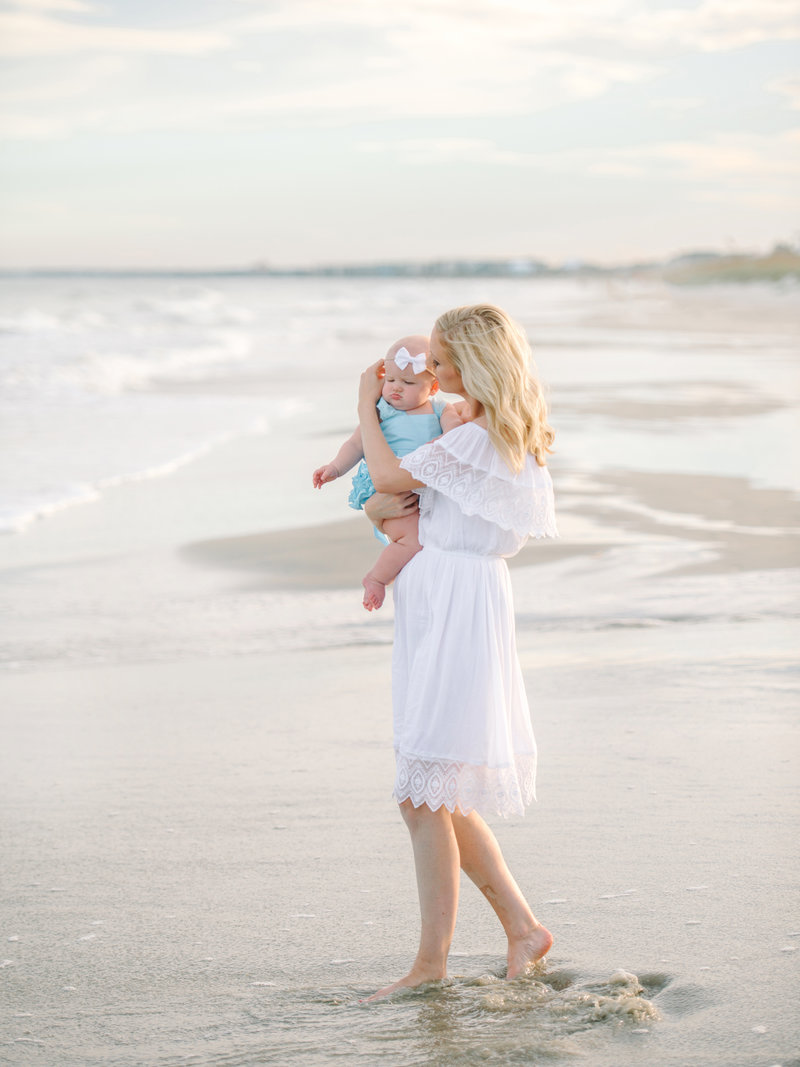 Family Beach Pictures in Myrtle Beach by Pasha Belman Photography