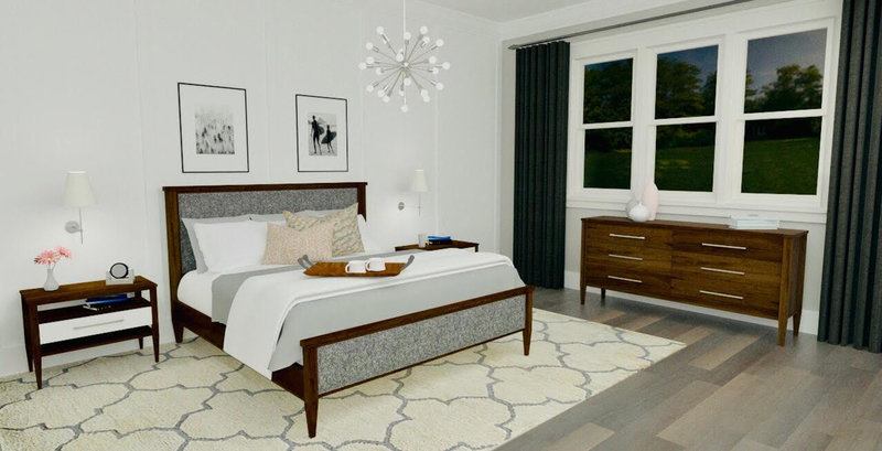 tate bedroom vray 3500