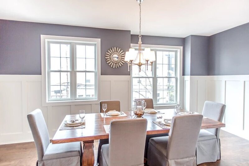 4709 Sheldon St Philadelphia, PA home staging by Simplicity  Design Services