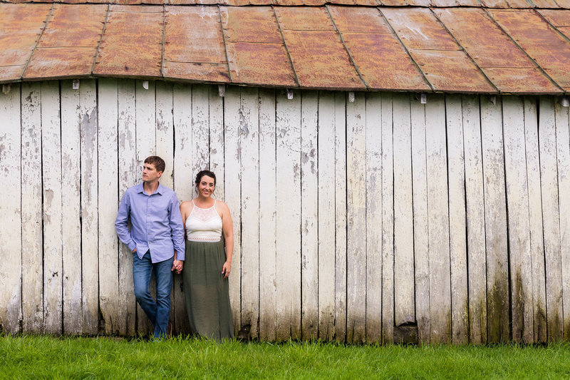 Engagement-Couple-Country-Barn-Love
