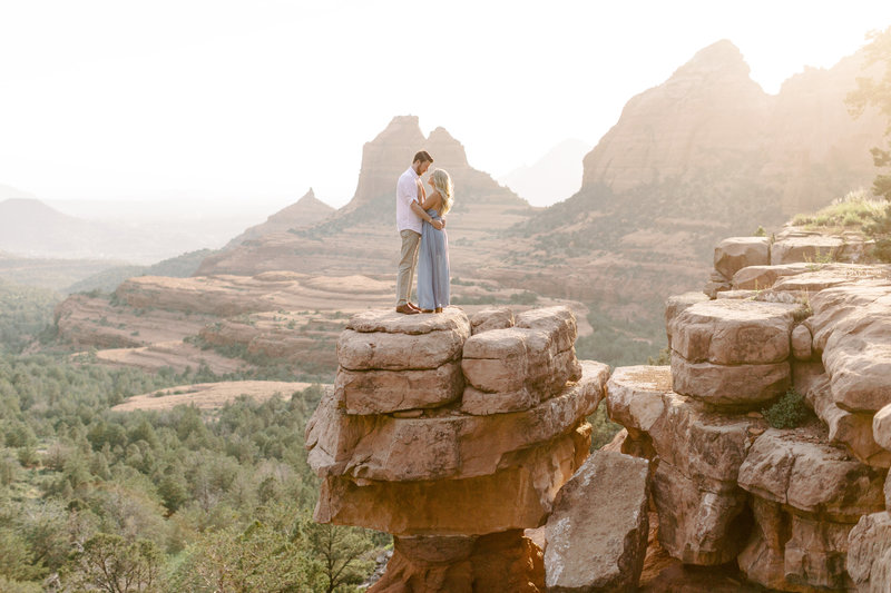 Sedona Merry Go Round Rock Elopement Photographer_323