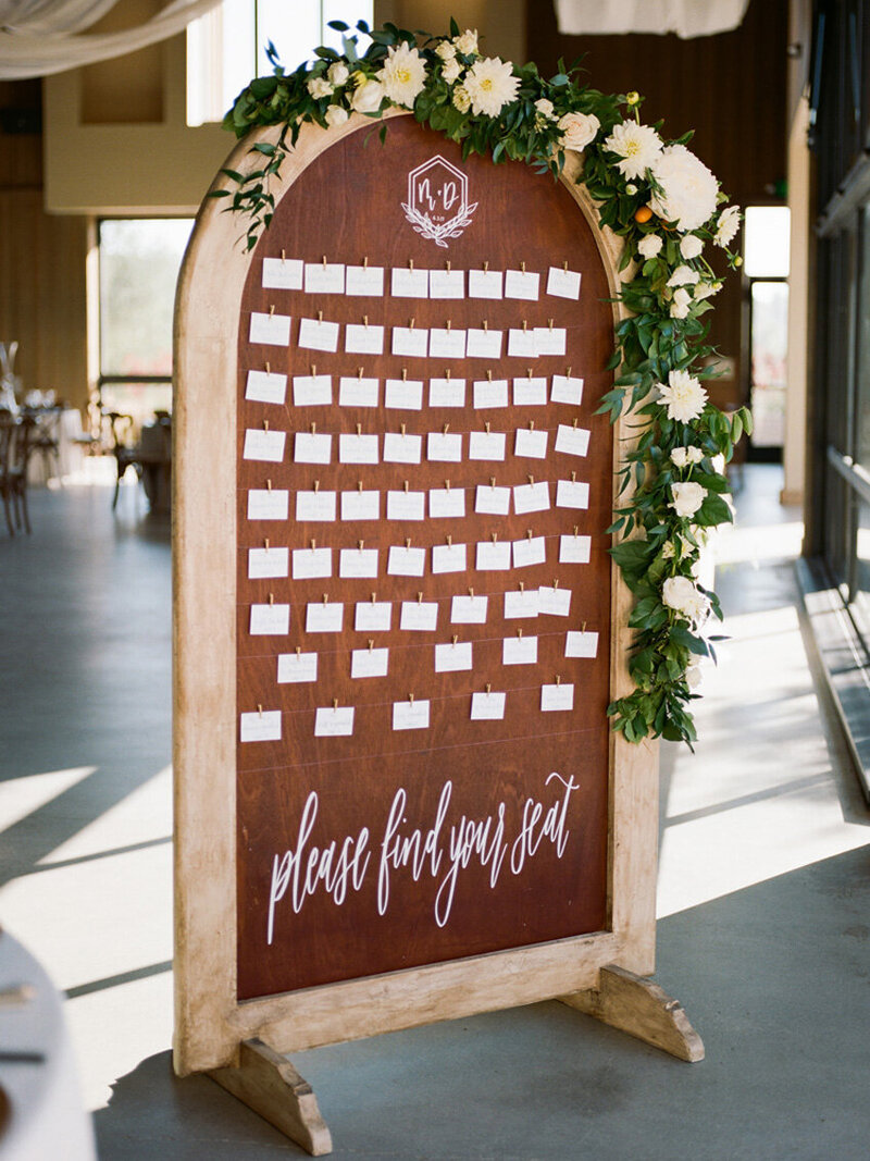 pirouettepaper.com | Wedding Stationery, Signage and Invitations | Pirouette Paper Company | Escort Cards 97