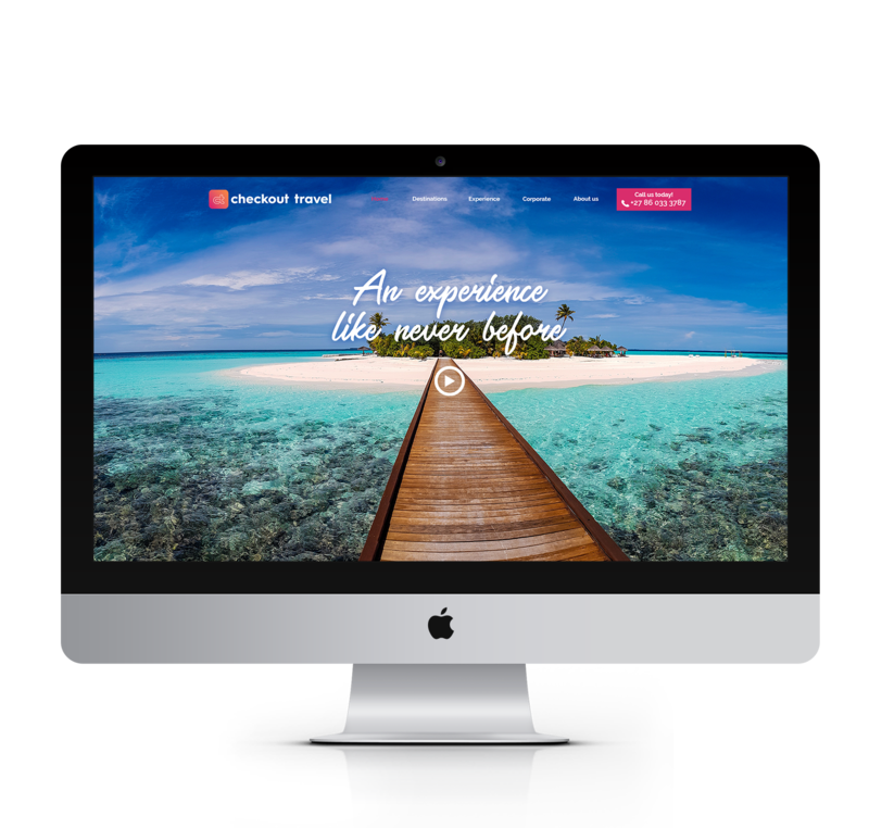 Checkout-Travel-website