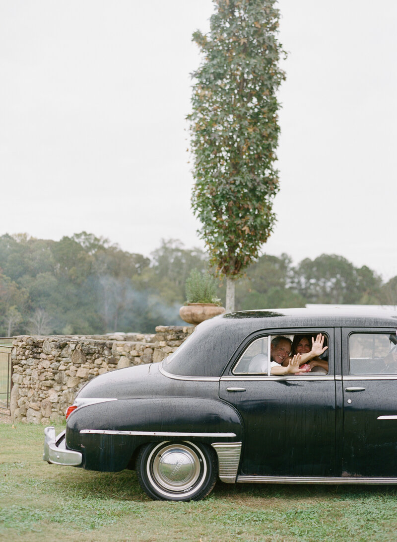 Intimate Wedding at Blackberry Farm. Destination Film Wedding Photographer.