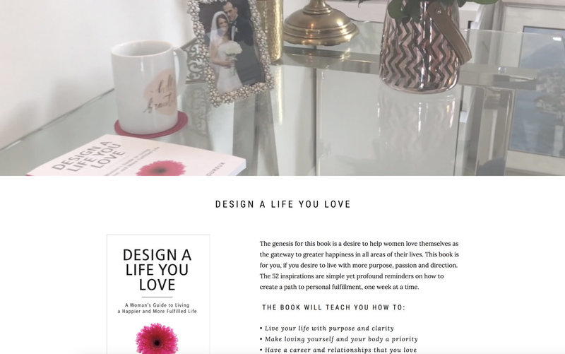 Handcrafting Heartfelt Brand & Website Designs for Female Creatives |  Showit | Showit Templates | by Viva la Violet | Michele Lamoureux