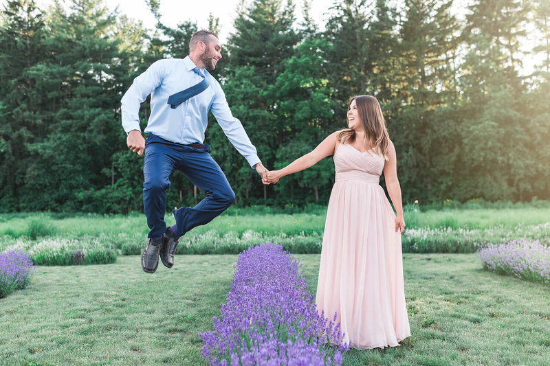 spring-engagement-lavender-wesley-London