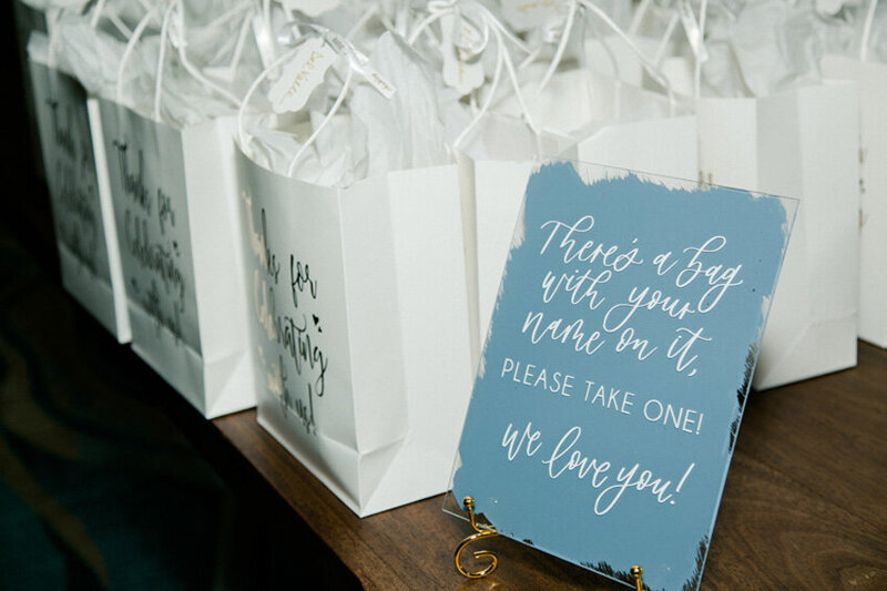 pirouettepaper.com | Wedding Stationery, Signage and Invitations | Pirouette Paper Company | Favors 65