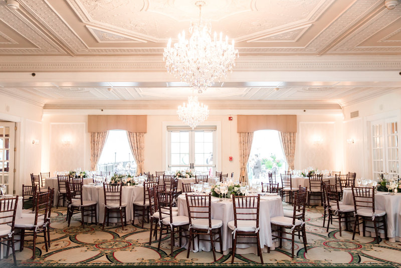 Molly Pitcher Inn Wedding Reception Room