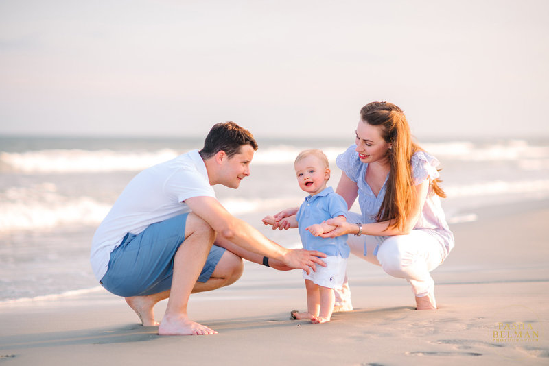 This adorable family session was photographed in Pawleys Island, South Carolina by one of the most recognized Family Photographer Pasha Belman. -15