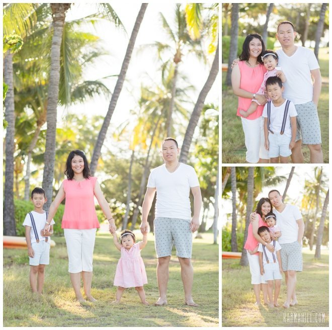 family portrait clothing style