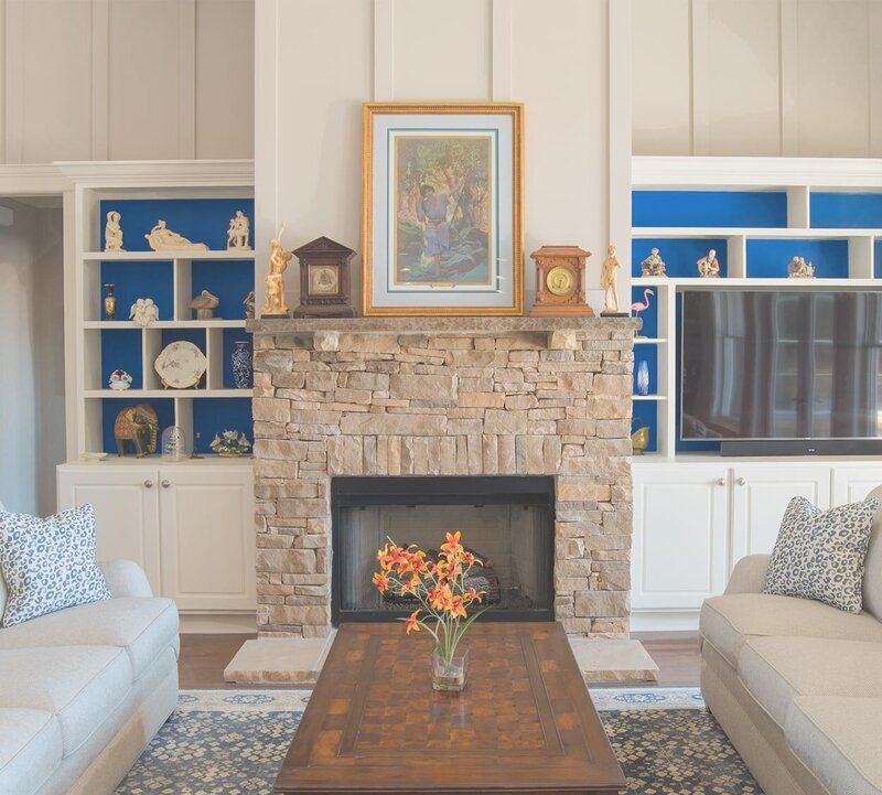 Knoxville TN, Interior Design, Living Room Design
