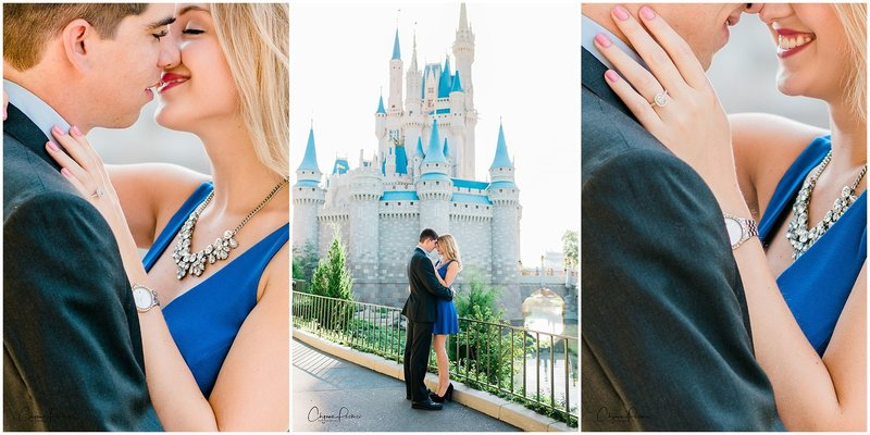 Magic Kingdom Engagement