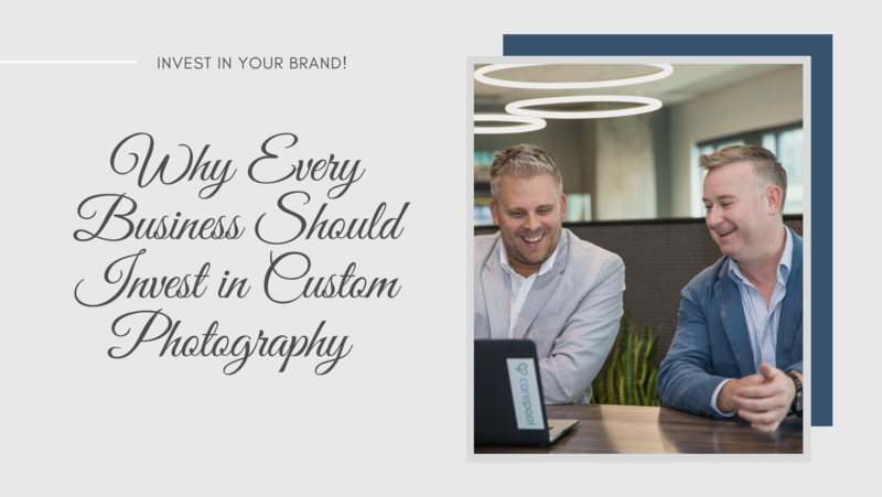 Why You Should Invest in Custom Photography | Sarah Godfrey Photography