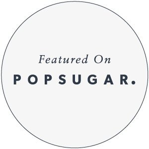 As seen in PopSugar badge