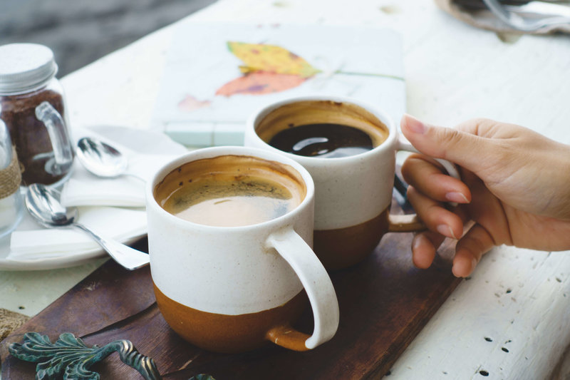 Heather J Crider Consultant Site - Two cups of coffee image