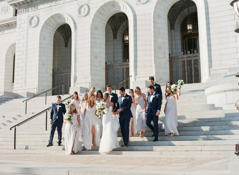 St. Louis Art Museum Wedding
