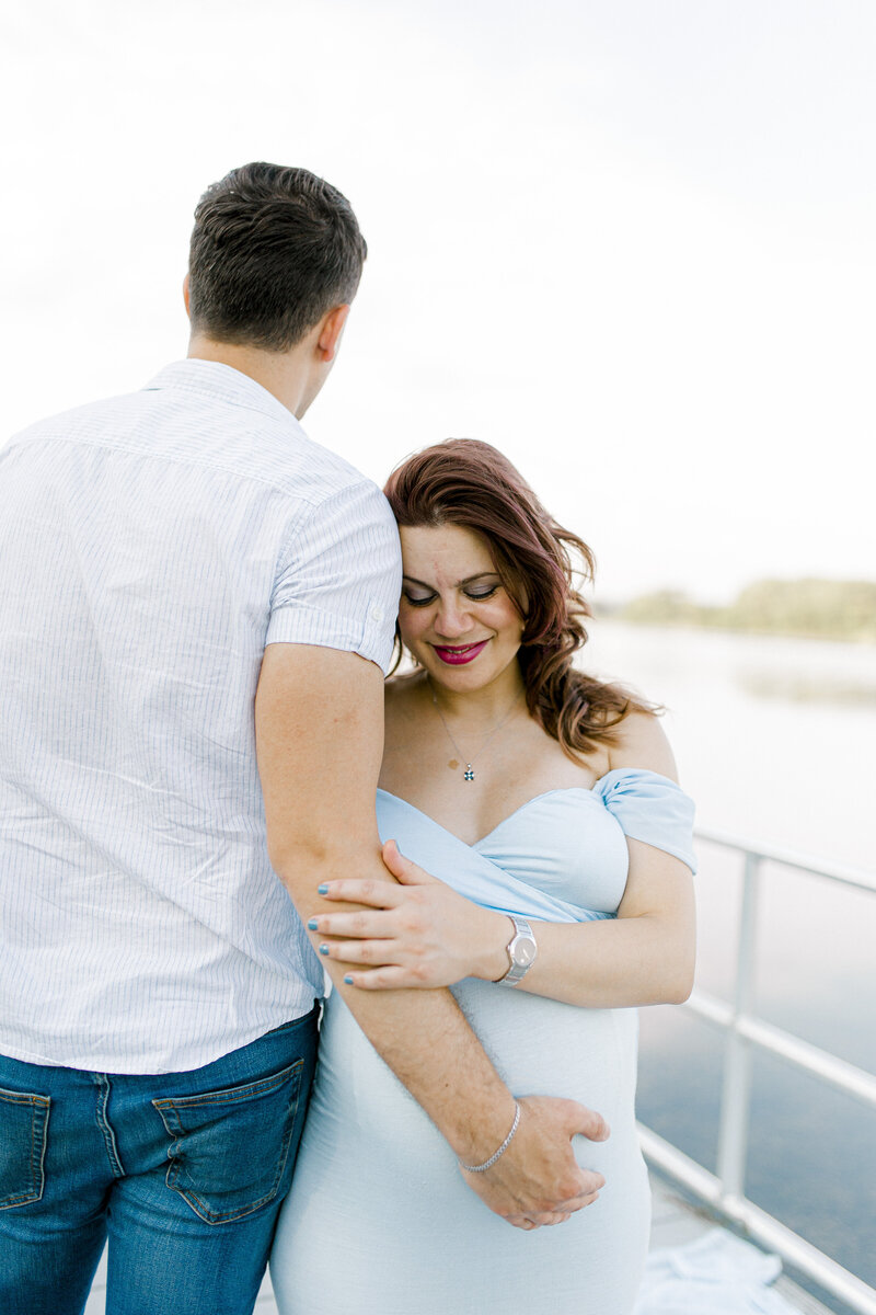Vilma & Daniel | Maternity Session 76