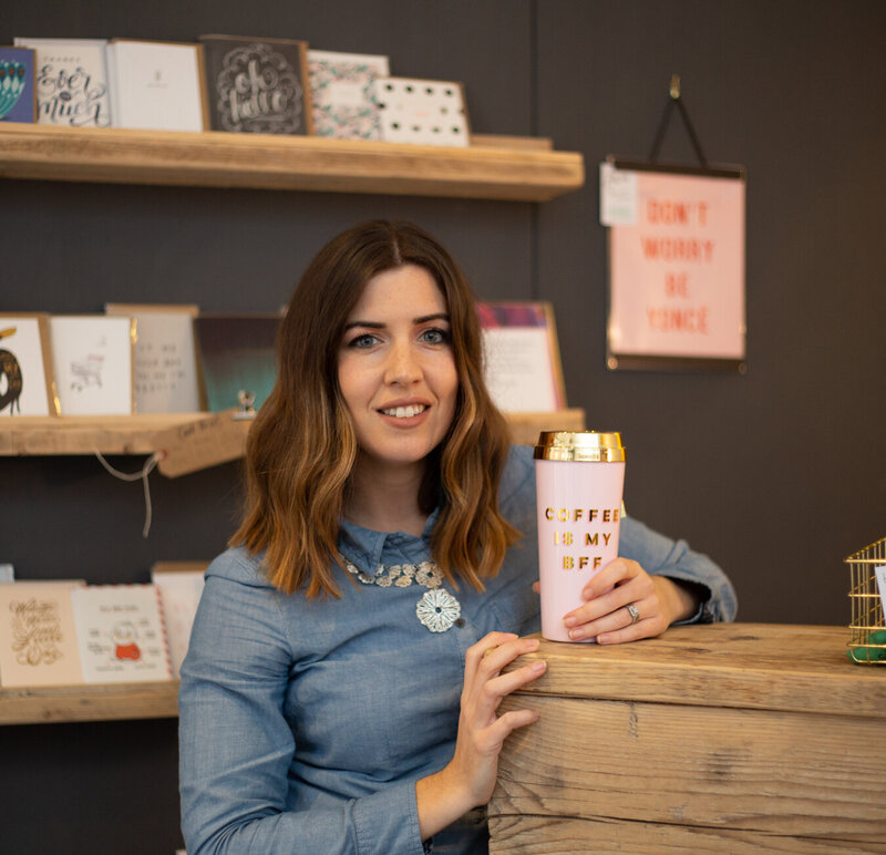 Cara Green, Creative Director at The Little Paper Shop