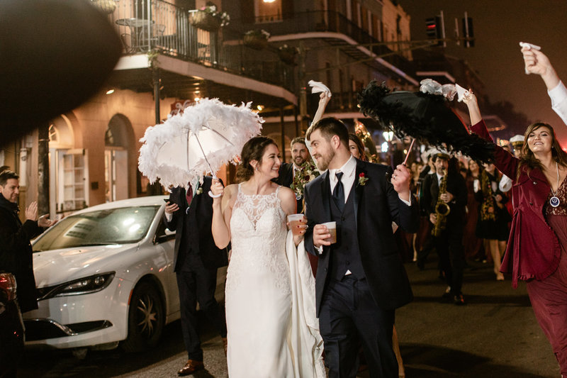 Micro-wedding at Riverview Room in New Orleans, Louisiana | Destination Wedding Locations | Elopement Photographer and Guide-218
