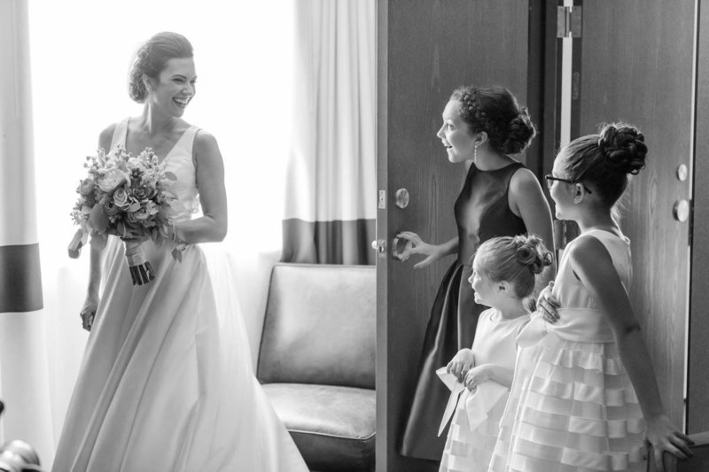 luxury-greek-wedding-flower-girls-see-bride