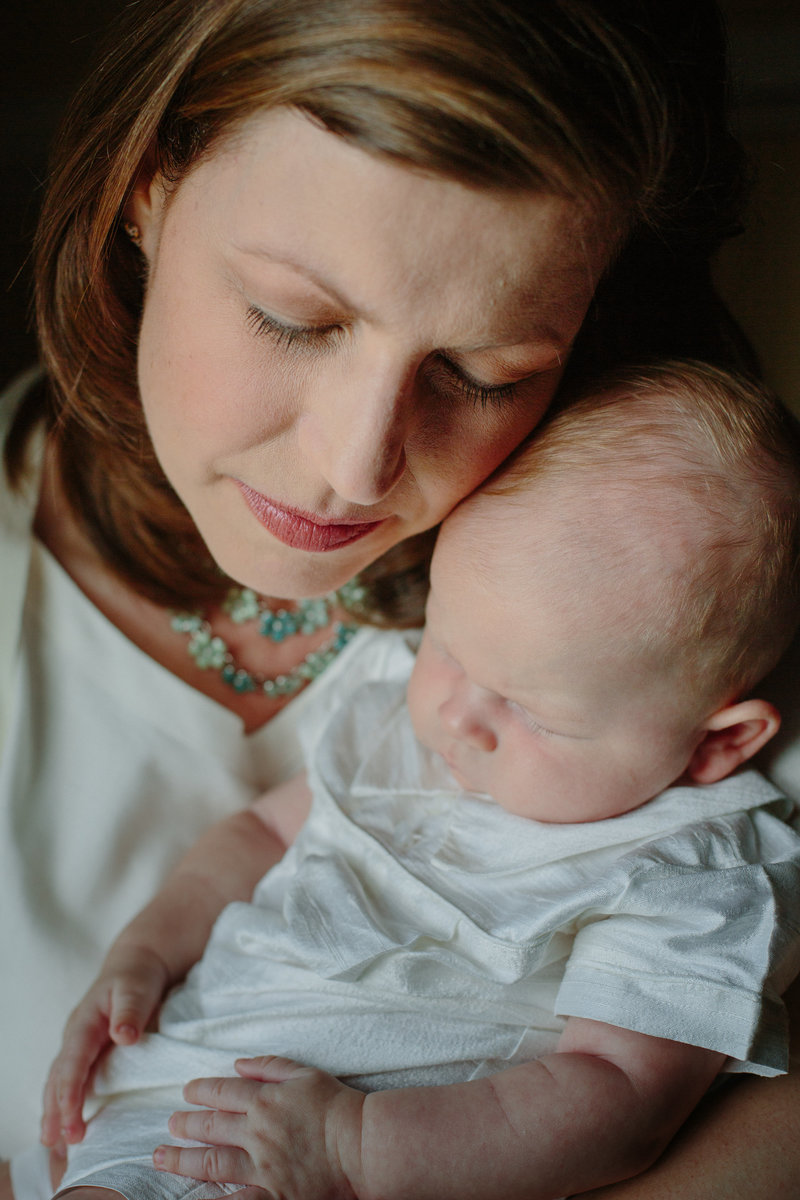 McLean Family and Newborn Photos