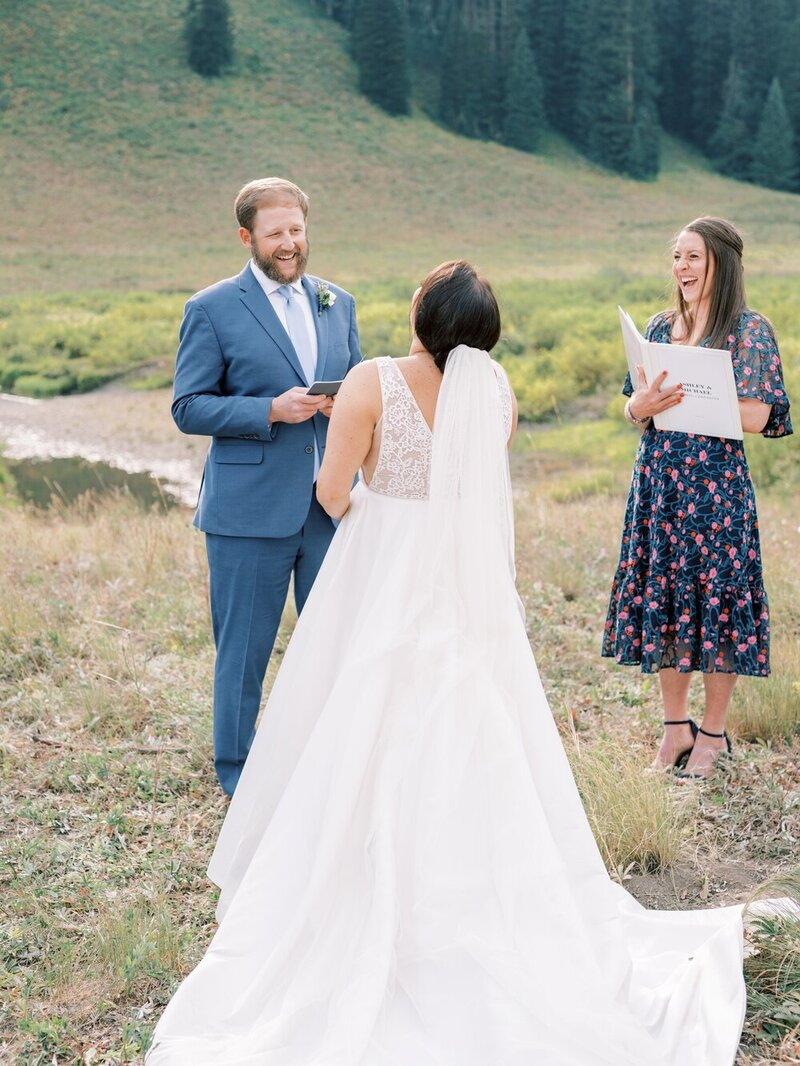 Joyful and Playful Wedding in Crested Butte_0015