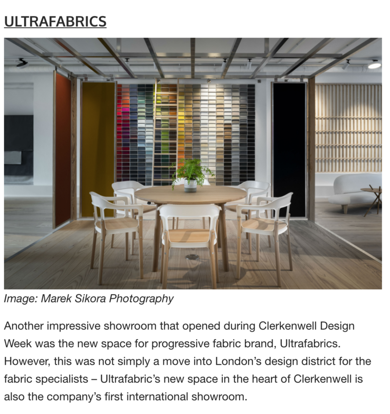clerkenwell showroom interior photos marek sikora
