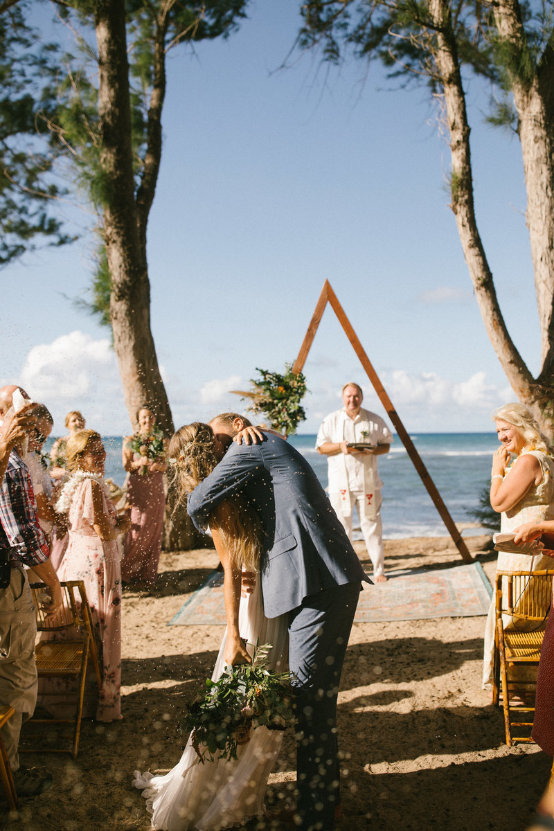 Hawaii Boho Wedding7