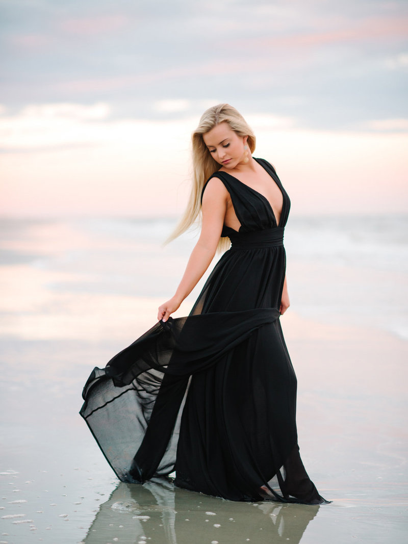 Senior Pictures in Kiawah Island | Senior Photography and Portraits near Charleston-8