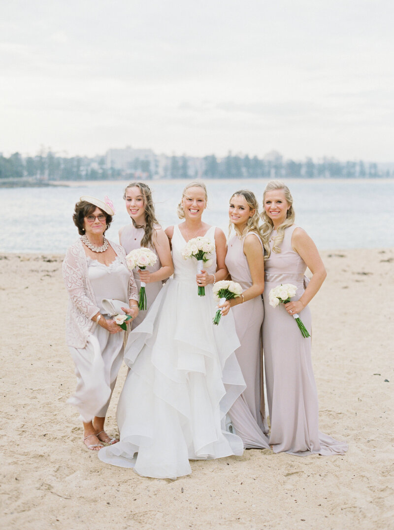 The Boathouse Shelly Beach, Manly Fine Art Film Elopement Wedding Photographer Sheri McMahon --00070