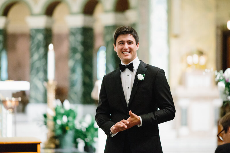 Groom-at-Chicago-Church