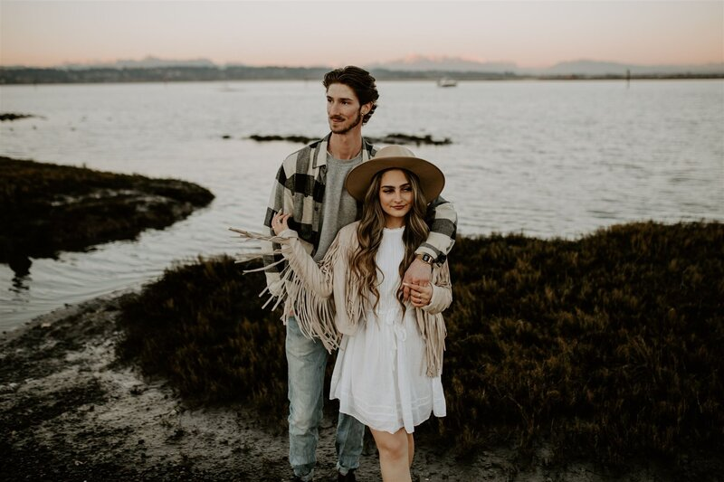 engagement photoshoot fraser valley photographer